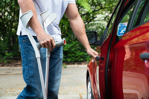 Injured Victim Seeking Help from an Accident Attorney in Parkersburg WV