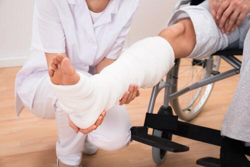 Consequences of Broken Bones
