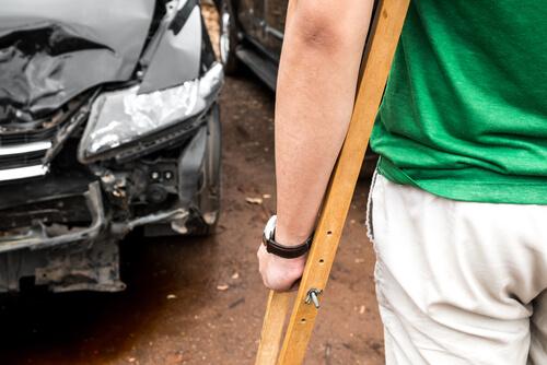 Auto Injury Victim in Parkersburg West Virgina
