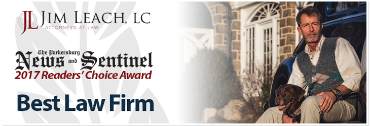 Readerst Choice 2017 Best Law Firm Parkersburg WV