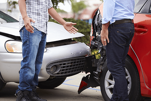 Do Not Admit Fault for the Car Accident