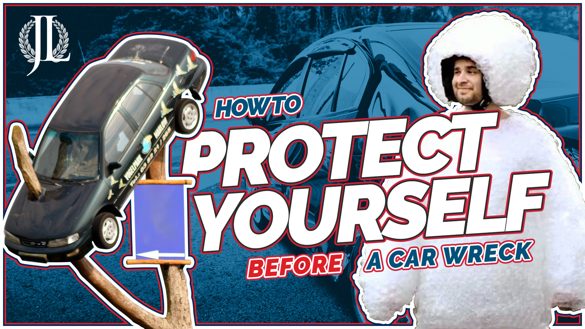 How to protect yourself before a car wreck